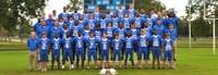 2009 Bolton Bears Varsity Football Team FIRST ROW (Left to Right) Head Coach Reynolds Moore, Justin Burke,